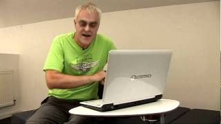 The Gadget Show - Toshiba Qosmio F750 3D Laptop