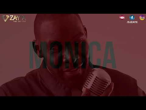 Hiro - Monica / Kizomba Remix (Audio Video) By Dj Zay'X