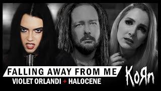 Download Korn - Falling Away From Me (Violet Orlandi ft. Halocene COVER)