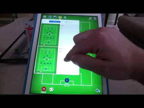 Coach Tactical Board For Football (Ipad Preview)