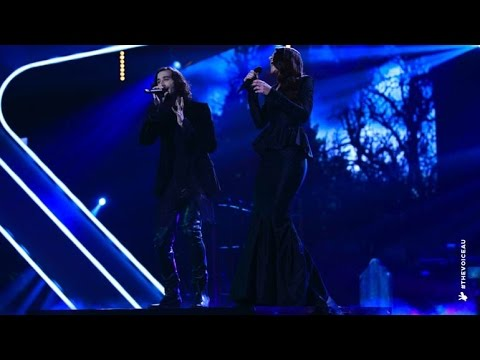Frank & Holly Sing House Of The Rising Sun | The Voice Australia 2014