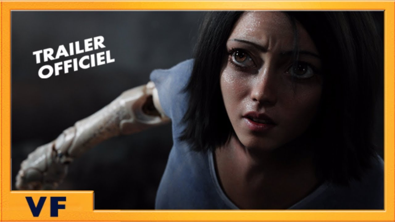 Alita : Battle Angel | Bande Annonce Officielle | VF HD #1 | 2019