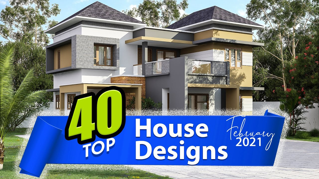 Top 30 House Renderings Of May 2020 Youtube