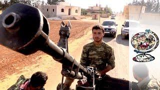 Kurdish Militias' Last Stand Against ISIS