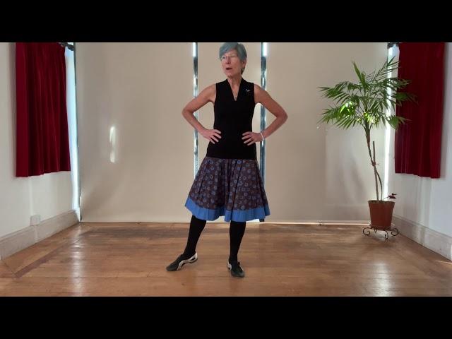 Swedish Folk Minuet #2 - Figure 1