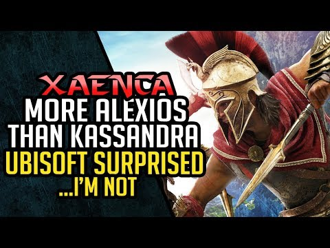 More Alexios Than Kassandra In Assassin's Creed Odyssey, Ubisoft's Surprised, I'm Not | Xaenca thumbnail