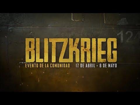 Call of Duty®: WWII - Tráiler del Evento de la Comunidad Blitzkrieg [ES]