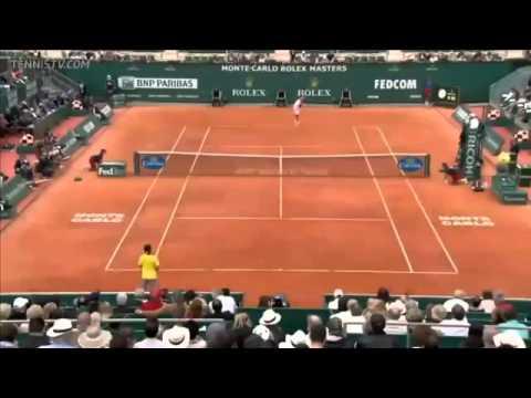 Fognini vs Gasquet - Masters MONTECARLO 2013 (QF) - Full Match HD.flv
