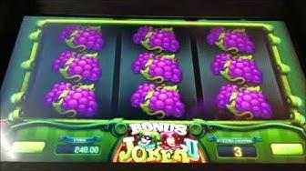 Apollo Games JOKER II BONUS GAME