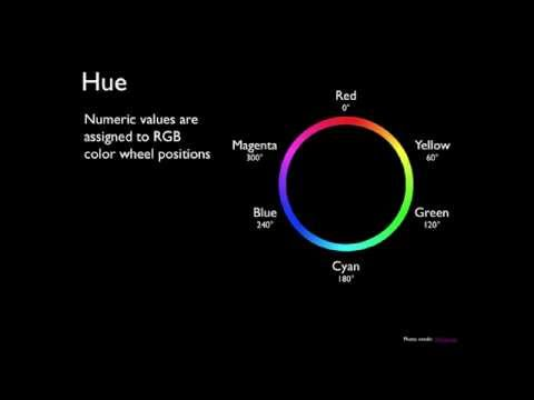 Web Color Lesson