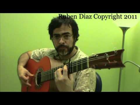 Cante Flamenco 4 Advanced Guitar Lesson accompaniment   Ruben Diaz GFCestudio Malaga CFGstudio