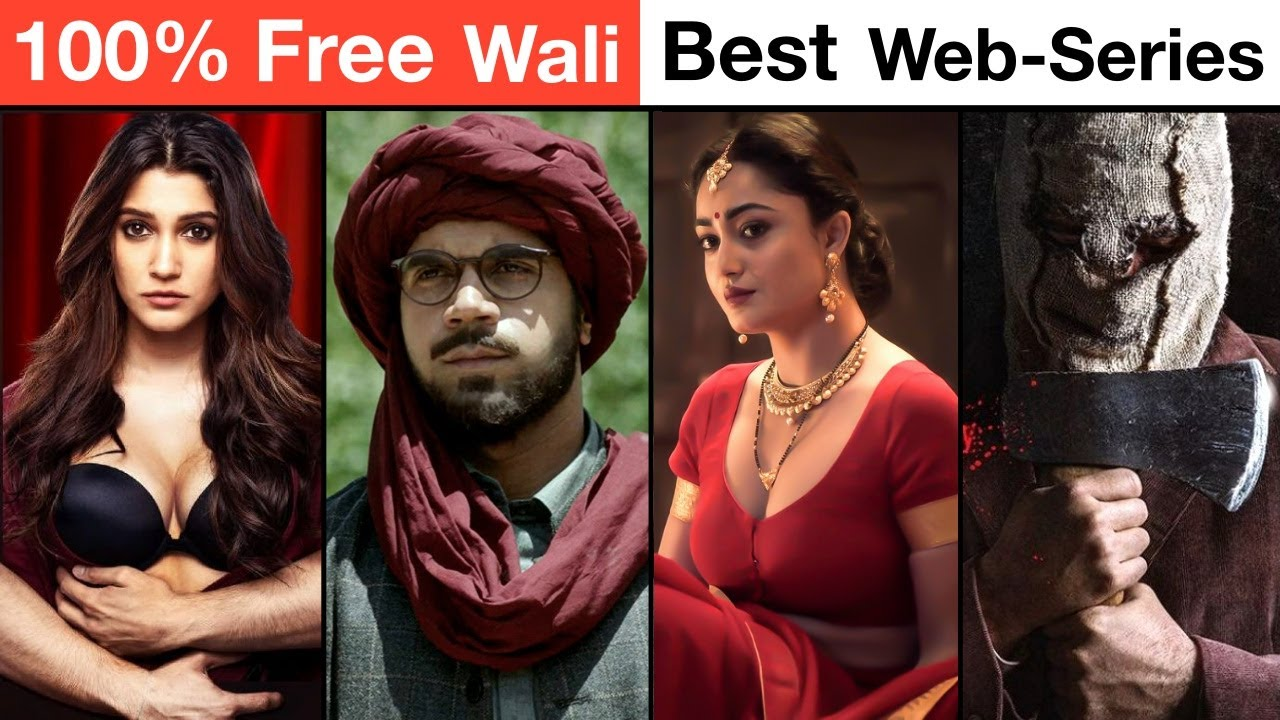 Download Top 10 Indian Web Series 2020 In Hindi | Deeksha Sharma