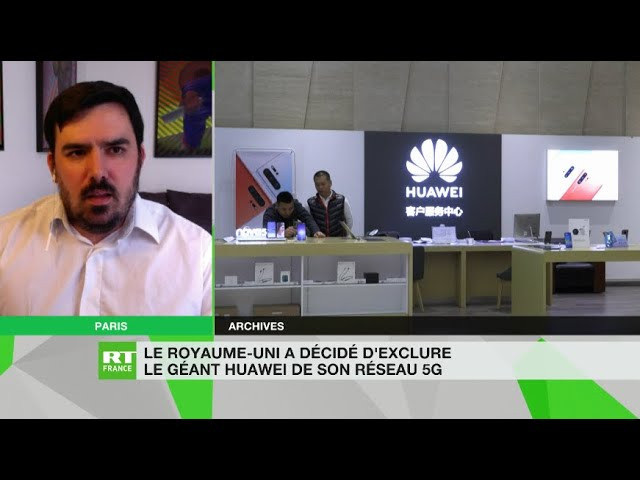 #Huawei : «On a créé un monstre, et maintenant, on s'étonne que le monstre veuille nous manger»