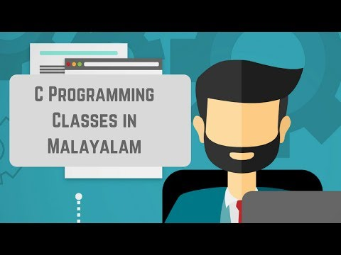 C Programming Classes for Beginners in Malayalam