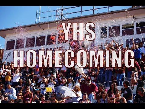 YSLETA HIGH SCHOOL HOMECOMING!!
