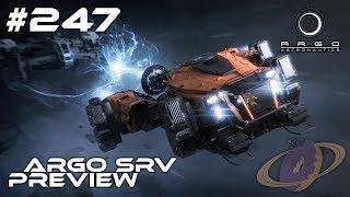 Star Citizen #247 ARGO SRV - Preview [Deutsch]