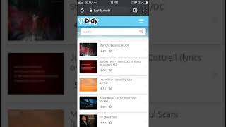 Download tubidy   only all languages video songs for free download and watching and all devices