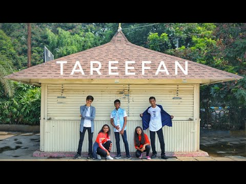 Tareefan - DJ Notorious Remix | Veere Di Wedding | Badshah | Ft. RGFamily Students