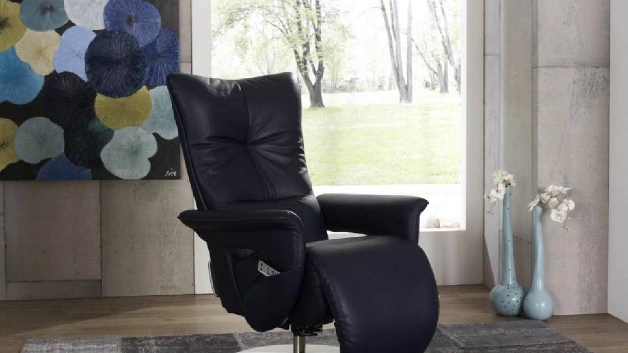 Himolla Brock Recliner Chair By Fineback Furniture