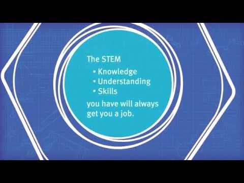Follow your STEM interests