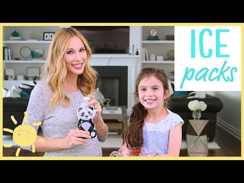 DIY | Homemade Gel Ice Packs (Best Recipe!)