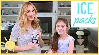 DIY | Homemade Gel Ice Packs (Best Recipe!)
