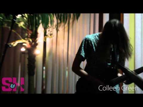 Colleen Green  Grind My Teeth LIVE at All Star Lanes