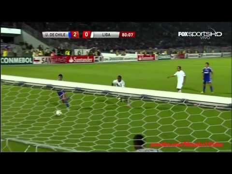 U de Chile 3-0 Liga de Quito HD Campeon Sudamericana 2011 final vuelta