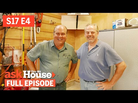 Ask This Old House | Garage Heat, DIY Security System (S17 E4) | FULL EPISODE