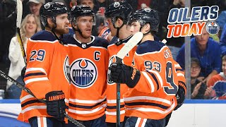 OILERS TODAY | Power Play Potency