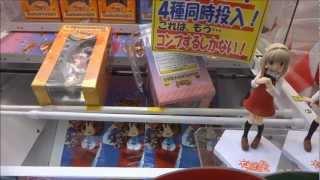 UFOCATCHER Movie179~ひだまりスケッチ×ハニカムコレクションフィギュア~ ひだまりスケッチ×ハニカム 検索動画 34