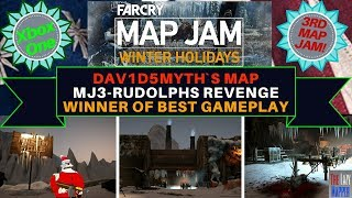 Far Cry Map Jam 3 Winter Holidays MJ3 Rudolph S Revenge By Dav1d5myth For Best Gameplay Xbox One