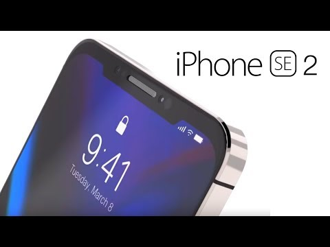 iPhone SE 2 (2018) — Первый Взгляд