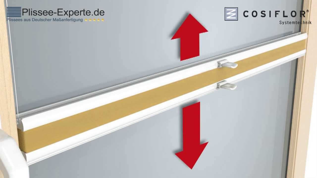 Plissee Messen & Montage - Fenster Ausmessen Und Plissee Montieren