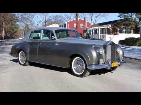 Review of 1961 Rolls Royce Silver Cloud II~Original 6.2L Motor~Beautiful Condition