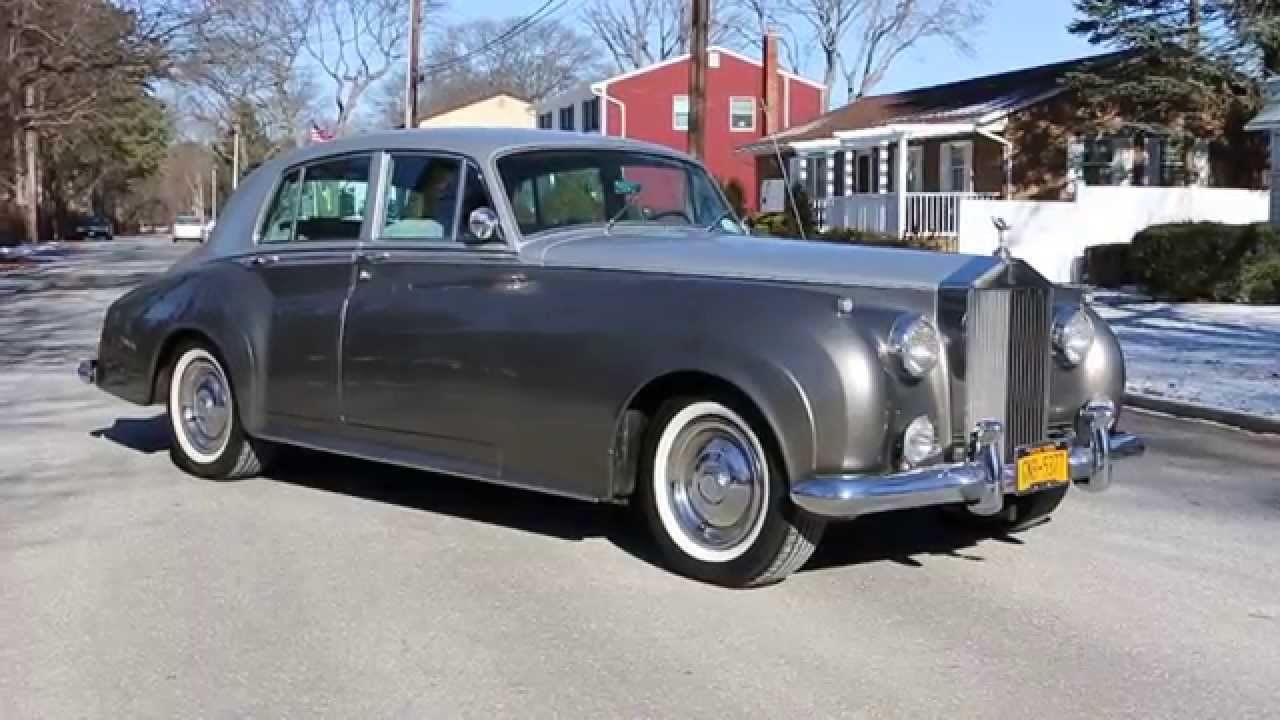 Review of 1961 Rolls Royce Silver Cloud II~Original 6.2L Motor ...