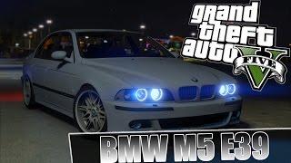 GTA 5 Моды: BMW M5 E39 - Настоящие Машины!(А сегодня мы будем гонять в GTA 5 на BMW M5 E39. СТАВЬ ЛАЙК И ПОДПИСЫВАЙСЯ НА КАНАЛ;) Ссылка на Мод: http://bit.ly/1LxGa3S ----------..., 2015-09-16T12:00:10.000Z)