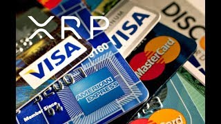 XRP Break Out? And Ripple Connections To Visa, MasterCard And Amex