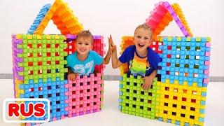 Download lagu Влад и Никита и Веселые истории с игрушками для детей