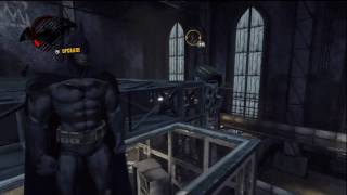 Batman: Arkham Asylum - Video Game Review (PS3 / XBOX 360 / PC)