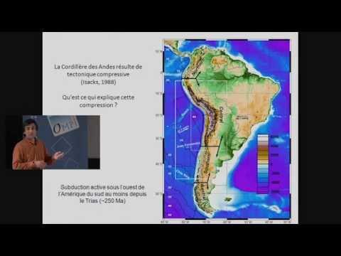 Comment la subduction océanique a controlé la formation de la cordillère des Andes ? (5 fev 2013)