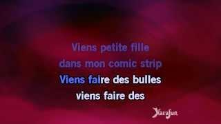 Karaoké Comic Strip - Serge Gainsbourg *