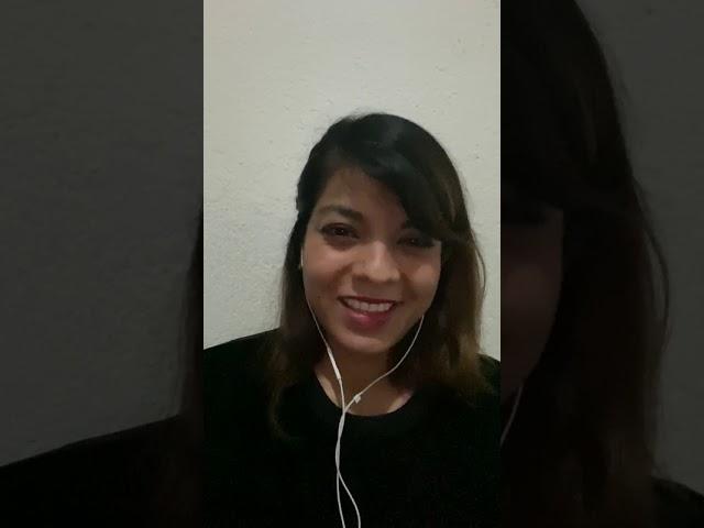 Egresada Nadia Pedroza Ocampo