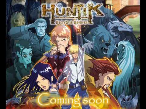 Huntik theme song