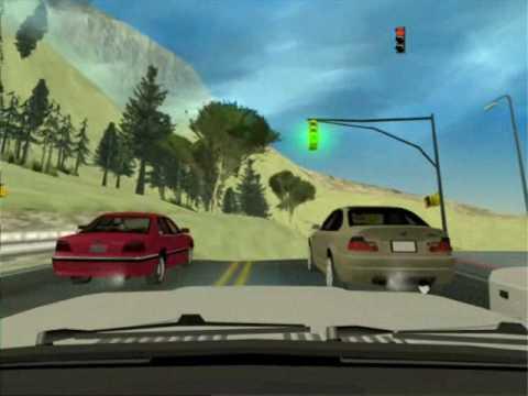 GTA SA Crazy Driver Avtosh 10 MS 077