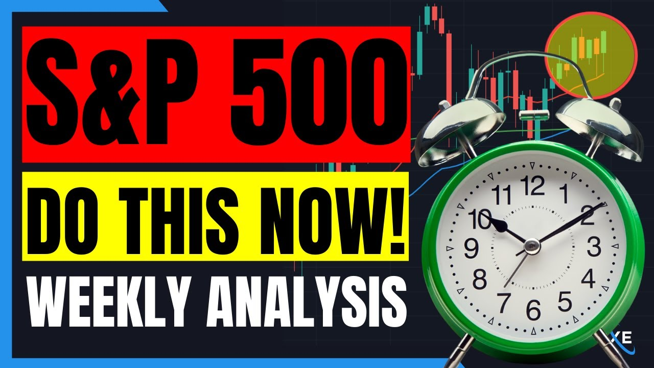 Buy Now, Wait or Sell The Stock Market This Week? [S&P 500 Technical Analysis 10.08.2020]