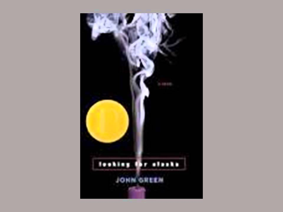 looking for alaska book report This ambitious first novel introduces 16-year-old miles halter, whose hobby is memorizing famous people's last words when he chucks his boring existence in florida.