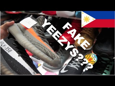 low cost 3a7f7 12406 FAKE YEEZYS IN THE PHILIPPINES