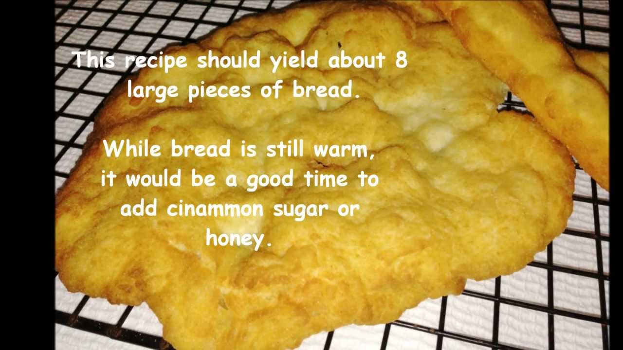Cherokee fry bread recipe youtube cherokee fry bread recipe forumfinder Choice Image
