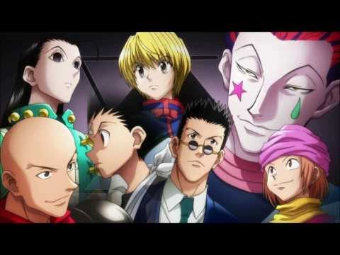 Hunter X Hunter 2011 Opening 1 - Departure! - English Lyrics
